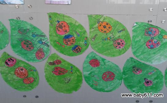 幼儿园教案大全 幼儿园手工技能教案 绘画作品  中班幼儿美术作品