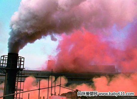 大气污染影响性别比例?