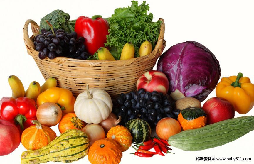 夏季备孕找对富含叶酸的水果