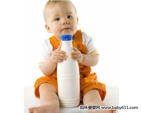 孩子不喜欢喝牛奶