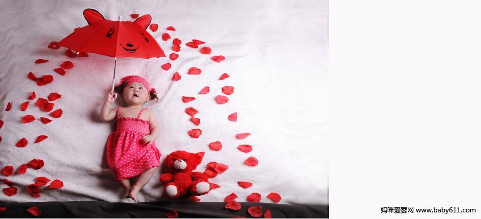 甜蜜的小雨伞 宝贝的天空