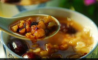 药膳食谱:红枣疙瘩汤