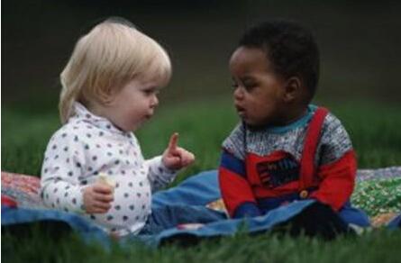 幼儿初步交往能力的培养
