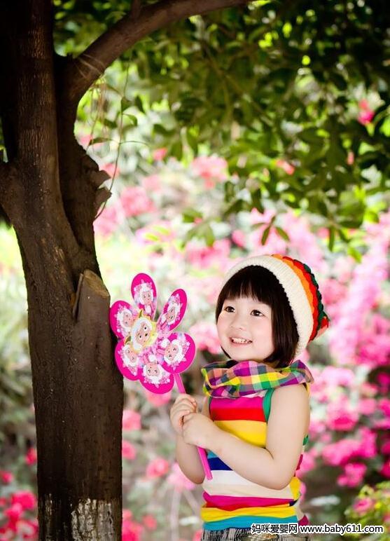 天使般纯净的眼睛(2) - 宝宝照片