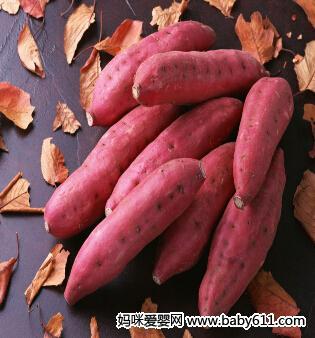 盘点:秋季吃红薯的七个好处