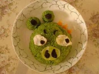 王子猪饭团