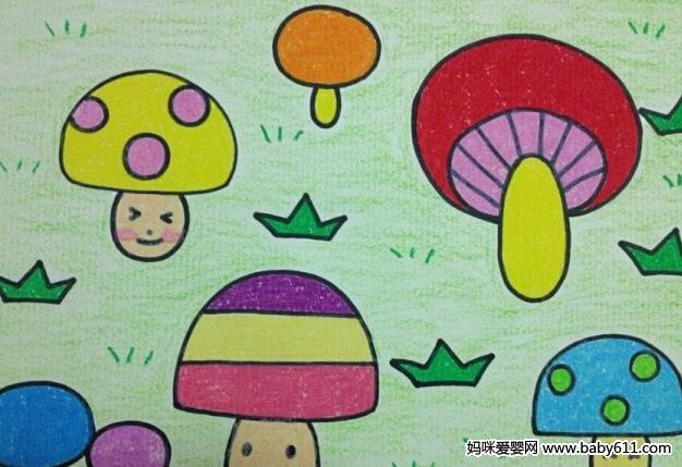 幼儿园儿童画课程指导与范画欣赏(3)