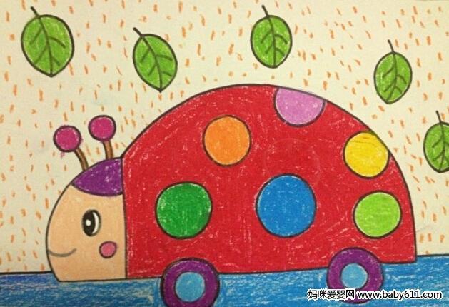 幼儿园儿童画课程指导与范画欣赏 3