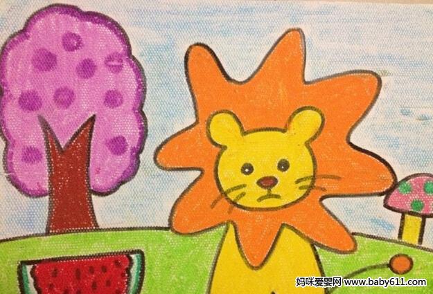 幼儿园儿童画课程指导与范