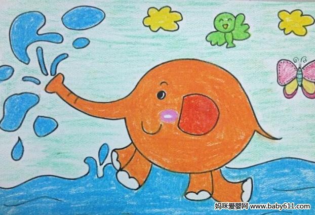 幼儿园儿童画课程指导与范画欣赏(5)