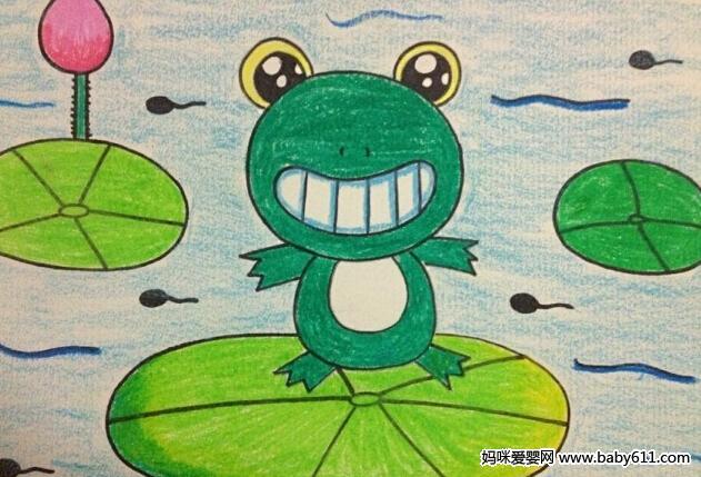 幼儿园儿童画课程指导与范画欣赏 6