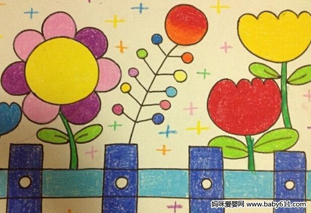 幼儿园儿童画课程指导与范画欣赏(7)