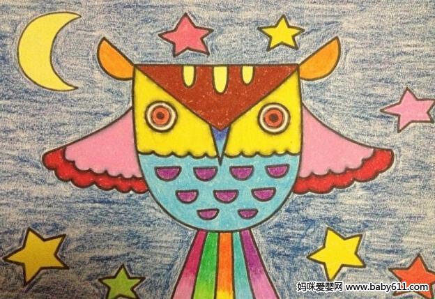 幼儿园儿童画课程指导与范画欣赏(9)