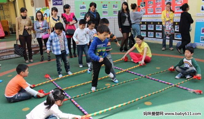 幼儿园自制体育器械(各年龄段完整版)