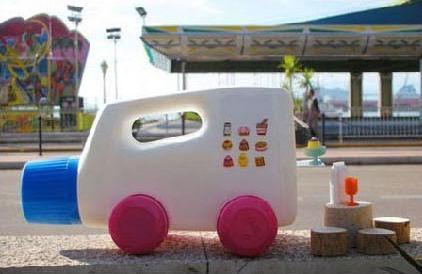 幼儿园废旧物品手工制作