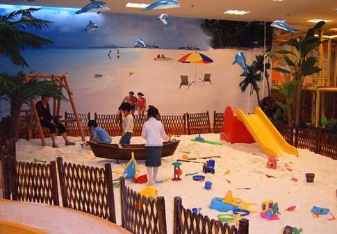 幼儿园五大室内游戏