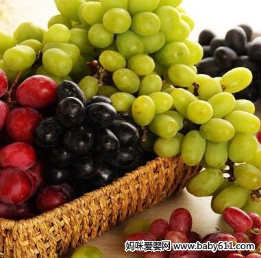 秋季补血多吃葡萄桂圆