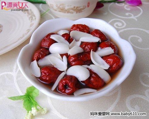 超夯丰胸红枣食谱 不可错过!