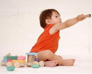 10个月婴儿的早教游戏