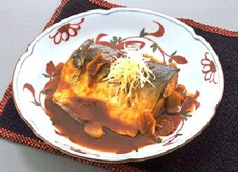 孕妇怀孕期间食谱:酱菇鲭鱼