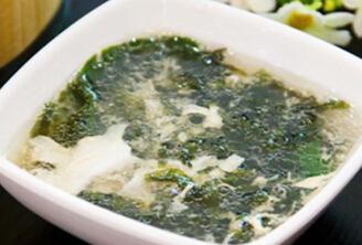 婴儿食谱大全:海苔泥饭