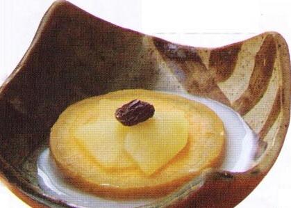 婴儿食谱:母乳法式香煎土司