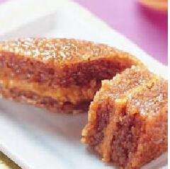 摩卡娱乐在线西式糕点:红糖地瓜米糕