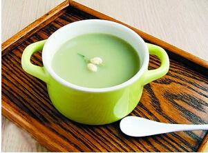 豆浆食谱:茉莉花豆浆