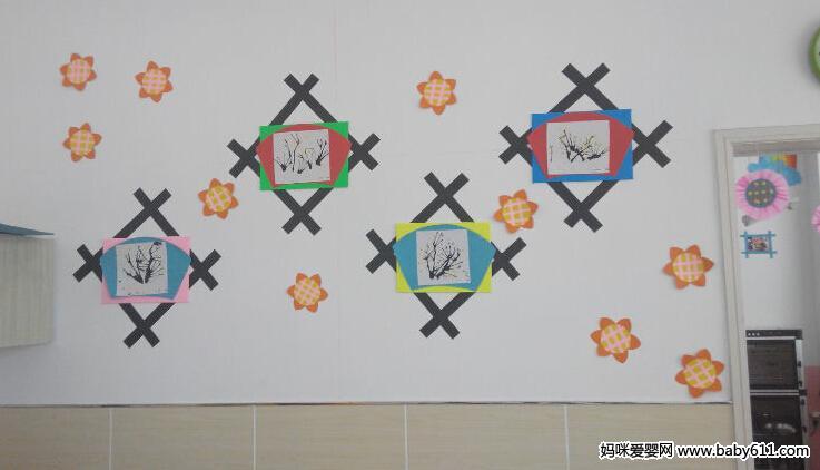 幼儿园小班教室设计图简笔画