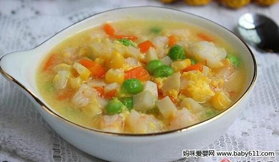 摩卡娱乐在线菜谱汤类:蔬菜浓汤