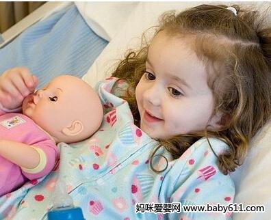 孩子生病时怎样选择玩具