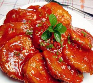 营养食谱:西红柿砂糖藕