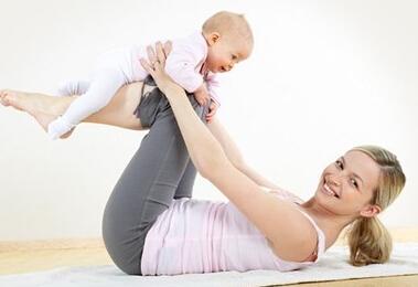 产后最简易有效的运动减肥方法