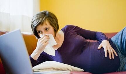 孕妇出现鼻塞怎么解决