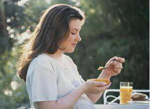 孕期关于吃的学问