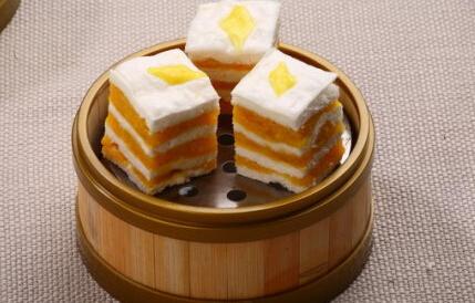 摩卡娱乐在线食谱西式糕点:蛋黄千层糕