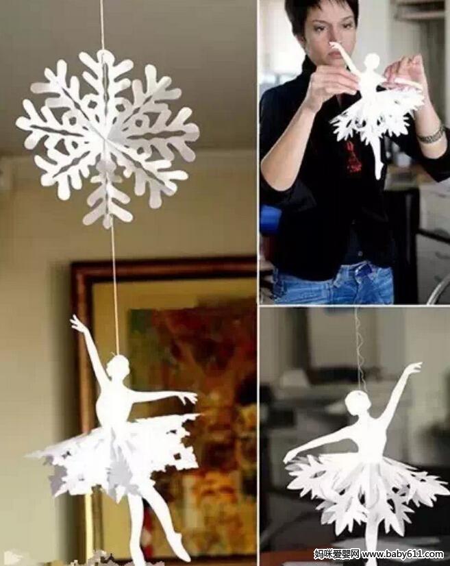 奇妙的雪花制作