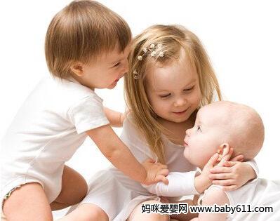宝宝的交往能力与体能训练要重视