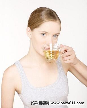 喝绿茶有助于受孕吗?