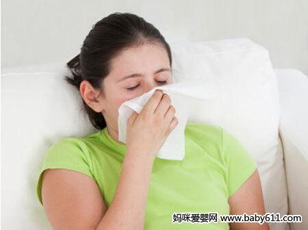 孕期预防感冒的中医按摩法