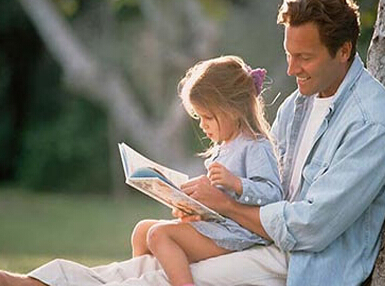 让孩子从小学会爱父母