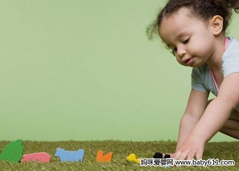 用游戏增强孩子记忆力能力