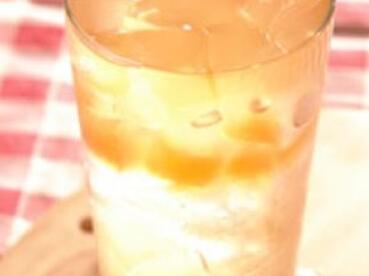 消暑冷饮:茉香爱玉凉饮