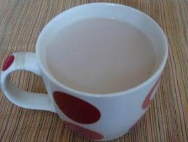 解暑降火类:清火奶茶