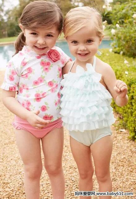 宝宝泳衣穿着有要求