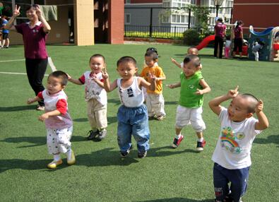 幼儿园是培养孩子习惯的好地方