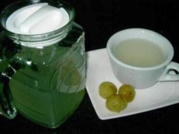 滋补保健类:蜂蜜余甘保健茶