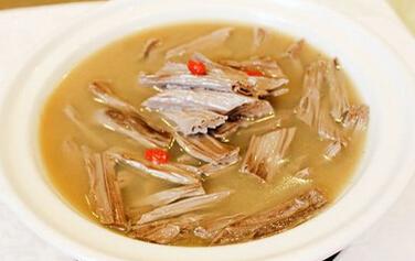 煲汤食谱:腐竹鸡汤