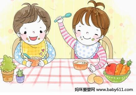 如何让孩子更爱吃饭? - 幼儿饮食营养图片