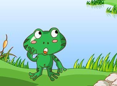 小青蛙种萝卜